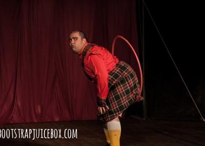Faeble Kievman, Circus Campout