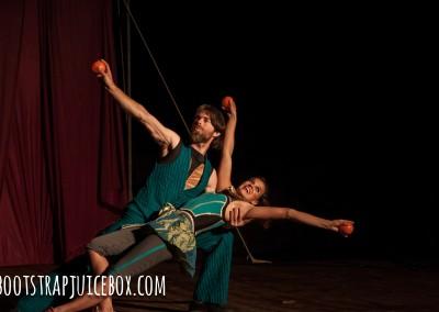 Vern & Fallon, Circus Campout
